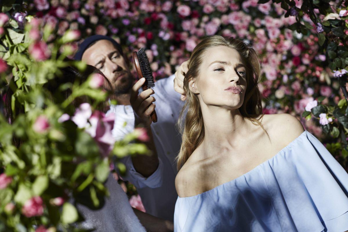 Najsłynniejsza polska top modelka i kulisy jej ostatniej pracy