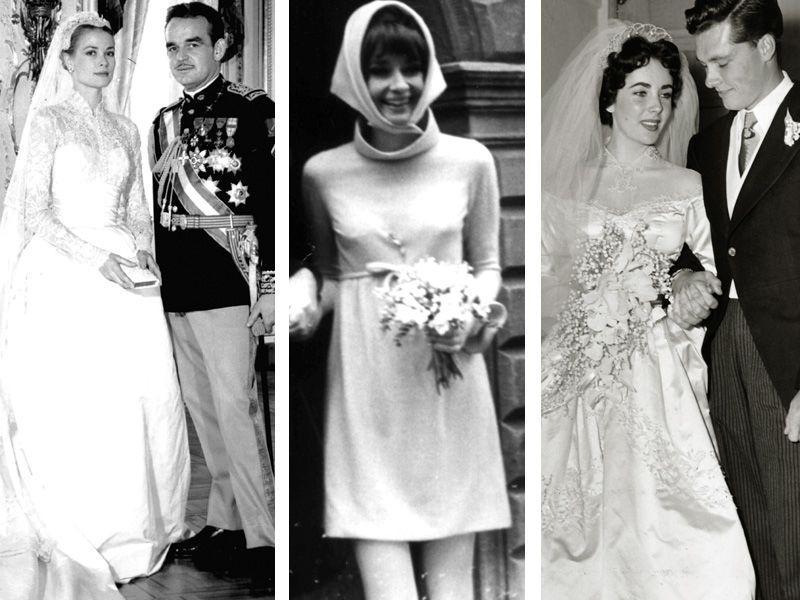 7155b16ab7 Słynne suknie ślubne - Śluby gwiazd - To ciekawe - Suknie ślubne i ...