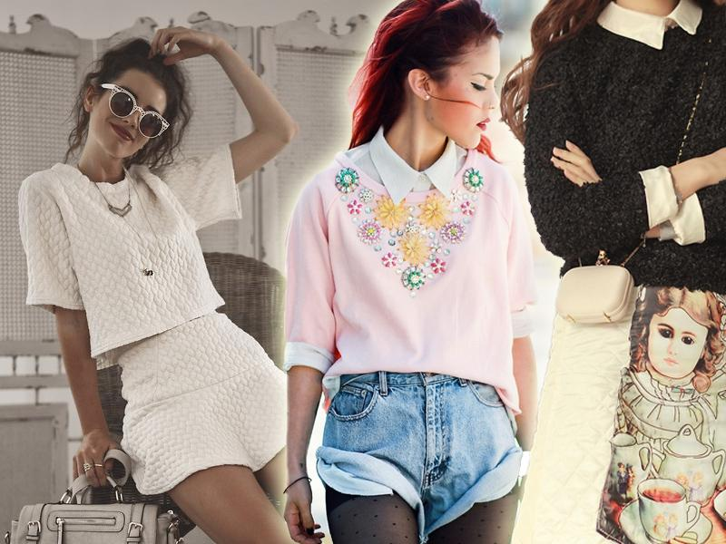 Największe trendy wiosny 2014: trendsetterki już je noszą