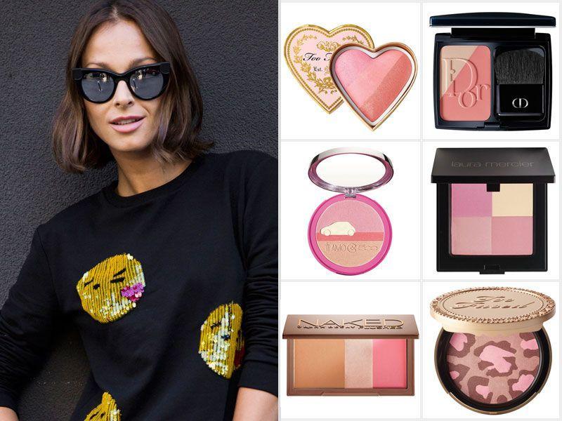 Multifunkcyjne kosmetyki do makijażu