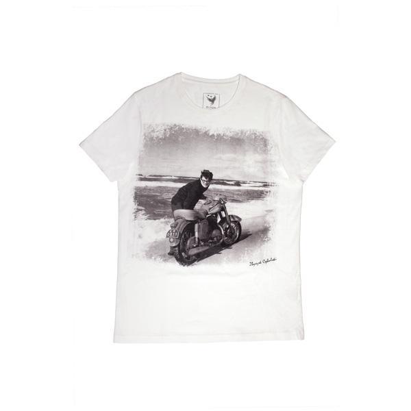 e338e4986 T-shirt z nadrukiem Bytom, 79 zł - Koszulki z nadrukami - Trendy ...