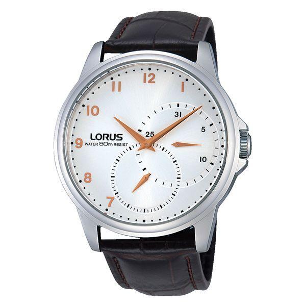 Prezent na Dzień Chłopaka: zegarek Lorus, cena