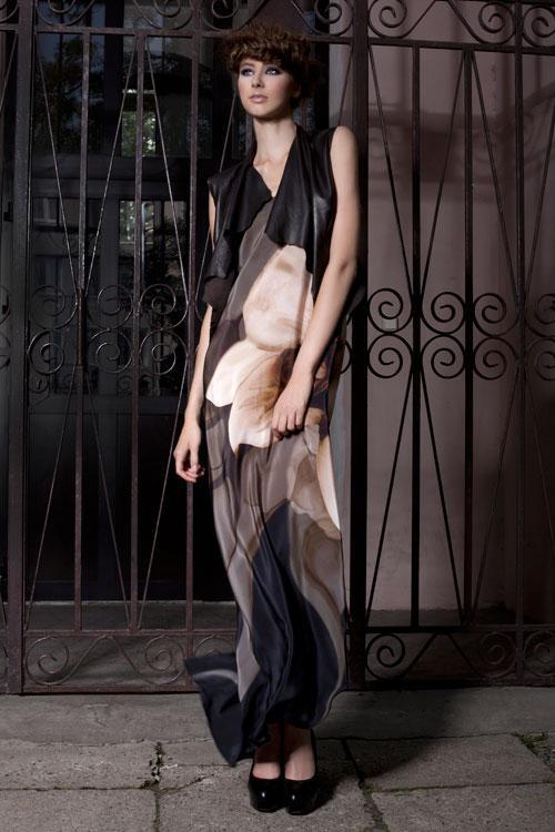 Natalia Jaroszewska - kolekcja na wiosnę i lato 2013