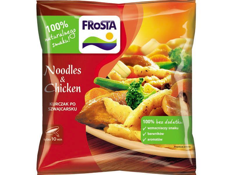 FRoSTA Noodles&Chicken 600g