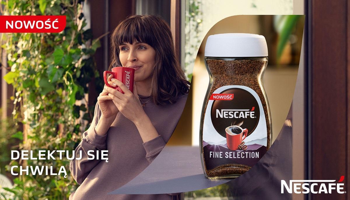 Kawa rozpuszczalna Nescafe Fine Selection opinie