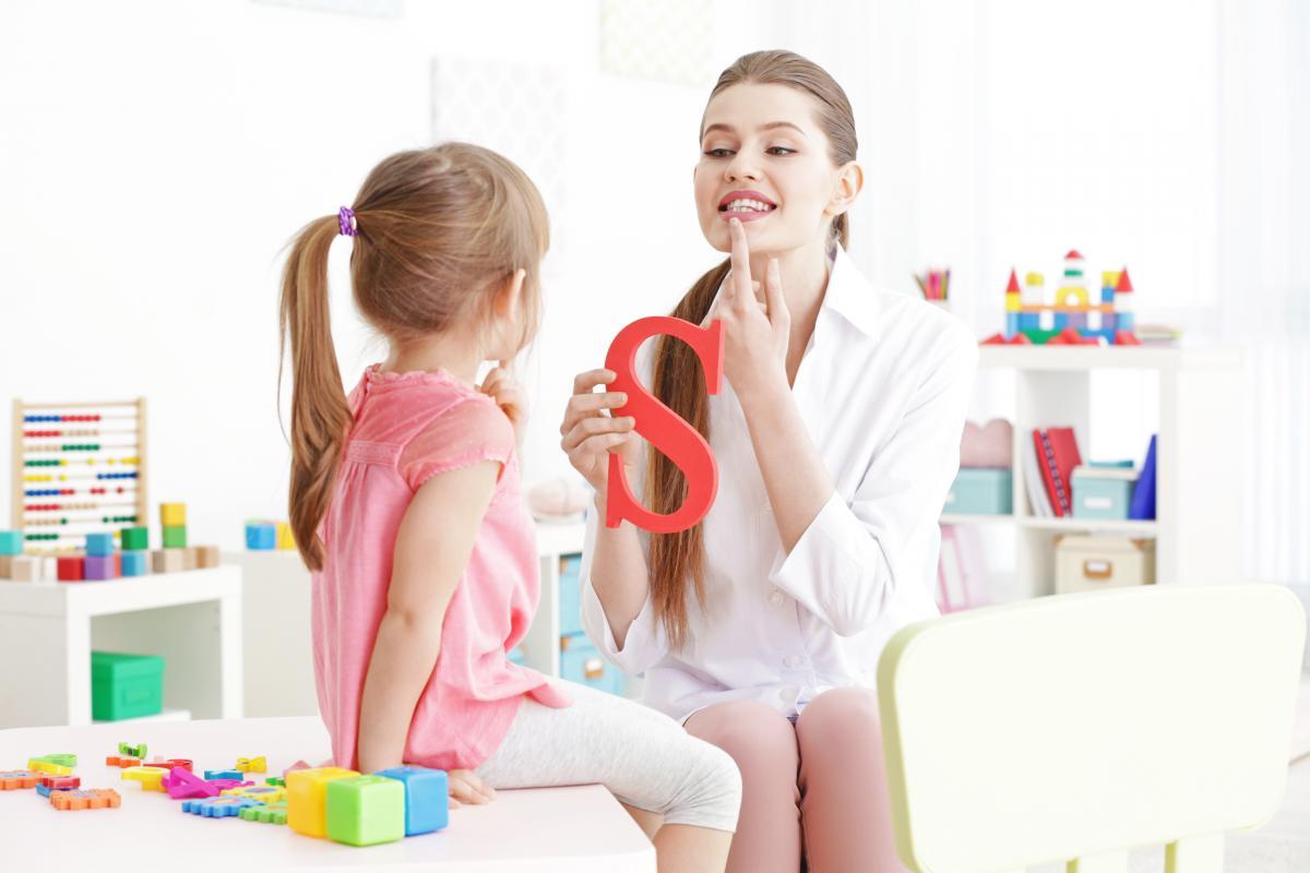 Terapia z neurologopedą dla dziecka