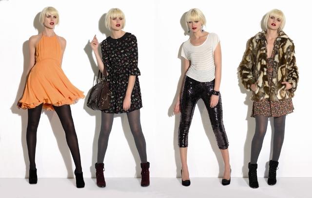 New Look, jesień-zima 2010-2011