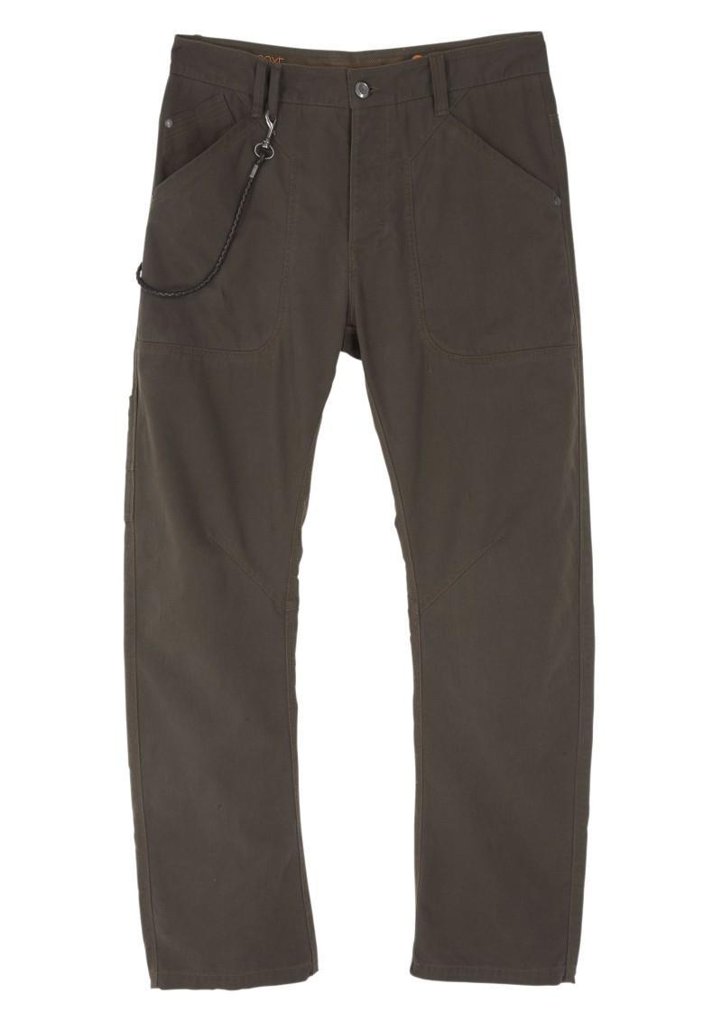 brązowe spodnie Next - trendy zimowe