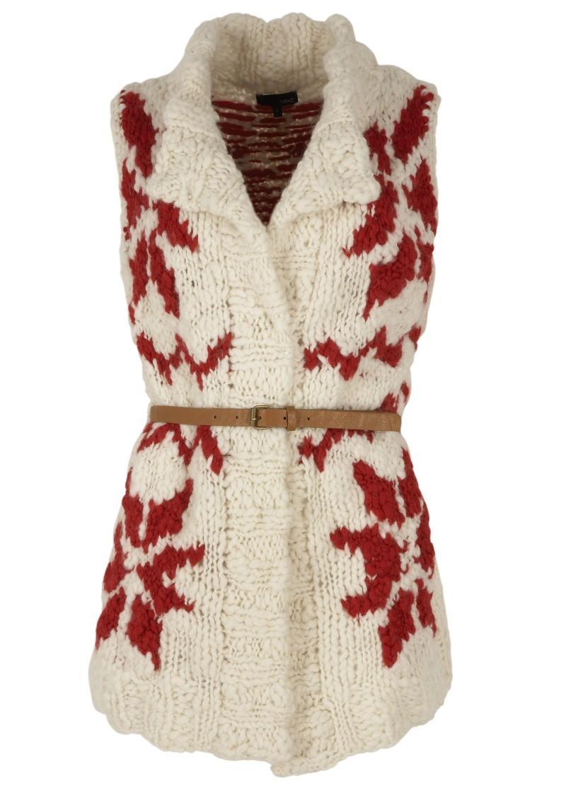 kamizelka Next - moda zimowa