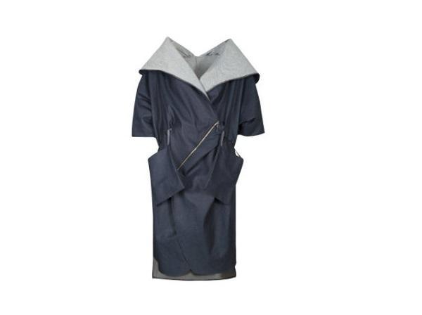 Niebieskie ubrania na jesień 2015