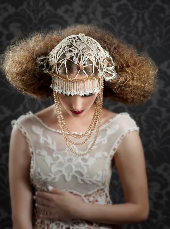 Nietypowe fryzury ślubne - inspiracje