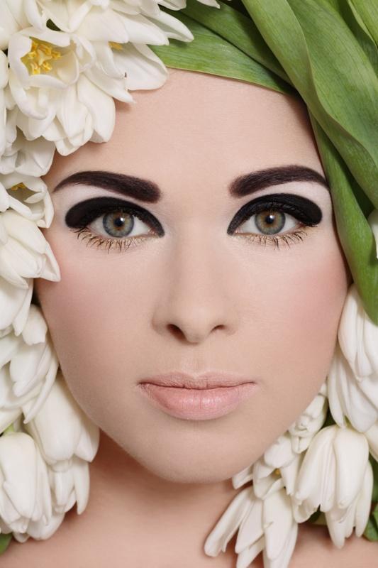 Nietypowe makijaże