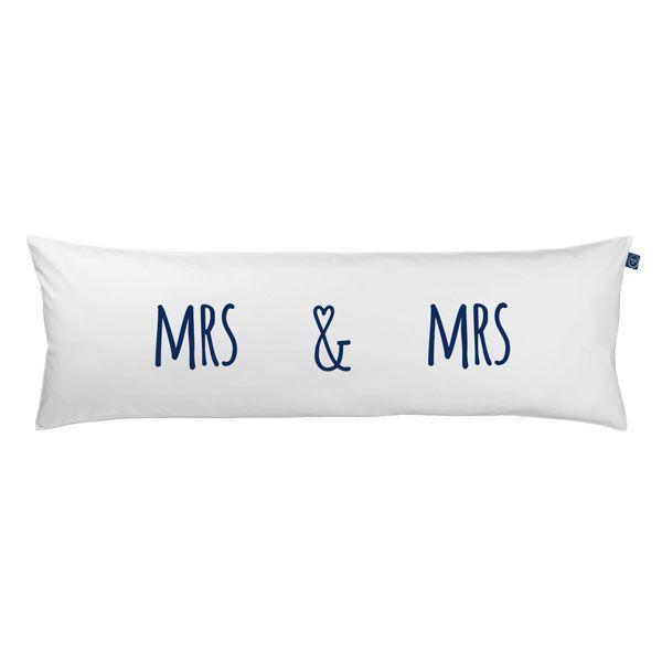 Poduszka dla dwojga, Mr&Mrs
