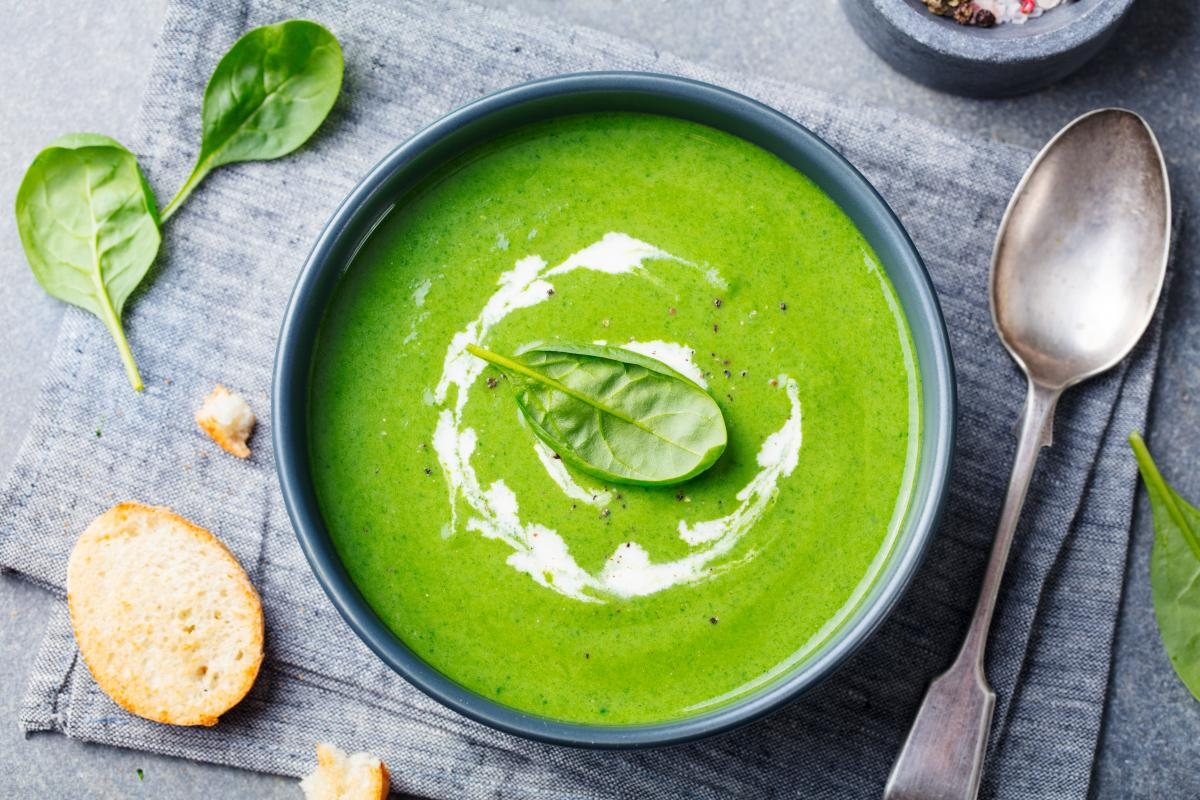niskokaloryczne zupy