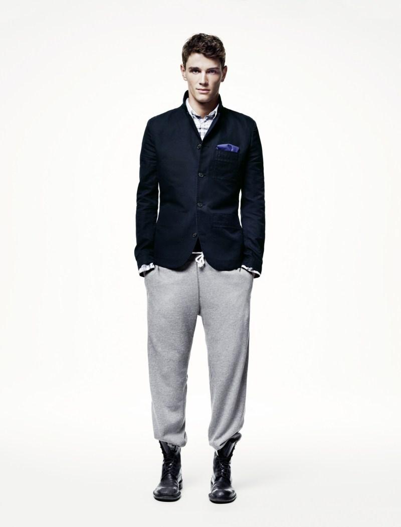 Nowa kolekcja H&M dla Panów - wiosna/lato 2011