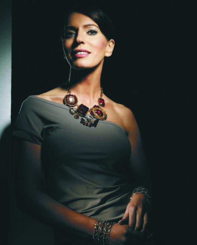 Paulina Smaszcz-Kurzajewska, biżuteria, Claudio Canzian