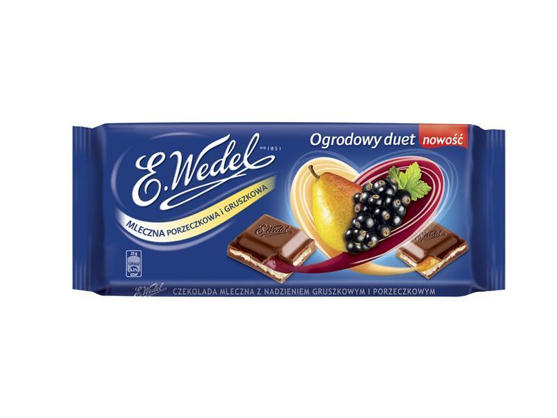 czekolada, Wedel