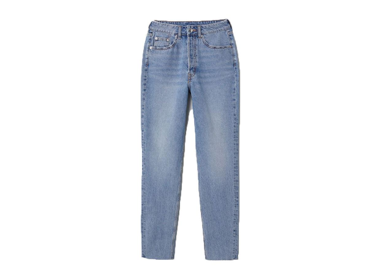 Mom jeans, H&M, cena ok. 99,90 zł
