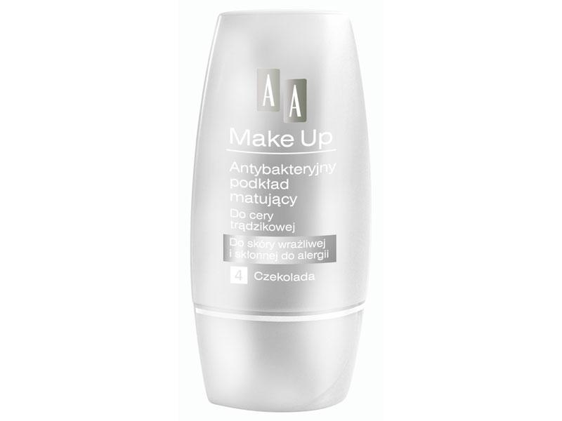 AA, Make up, makijaż, podkład, nowości