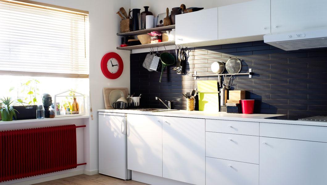 Nowoczesna kuchnia IKEA  trendy 2013  Dom  Aranżacje wnętrz  Polki pl -> Kuchnia Meble Ikea