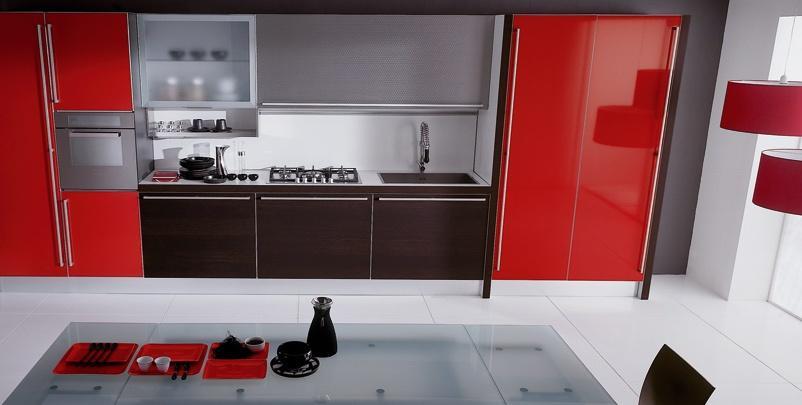 Nowoczesne kuchnie włoskie Aran Design - Zdjęcie 30