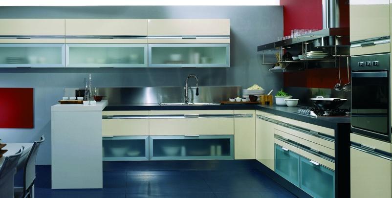 nowoczesne kuchnie w�oskie aran design zdjęcie