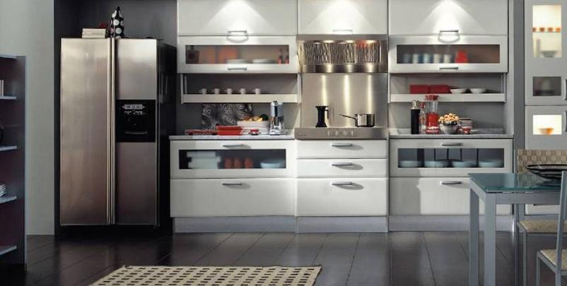 Nowoczesne kuchnie włoskie Aran Design - Zdjęcie 44