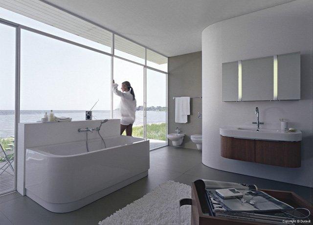 Wyjątkowe Meble łazienkowe W Kolorze Ciemnego Drewna Inspiracje Od