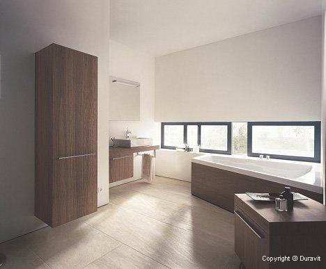 Nowoczesne Meble łazienkowe W Kolorze średniego Brązu Inspiracje Od