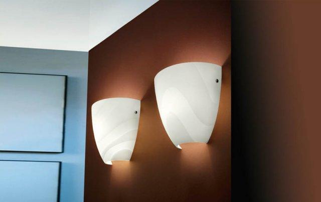 Nowoczesne oświetlenie - Murano Luce - zdjęcie