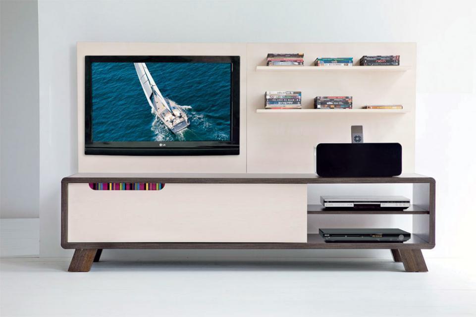 szafka RTV, meble, TV, dom