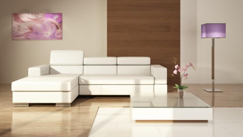 Nowoczesny salon z meblami Caya Design - Zdjęcie 8