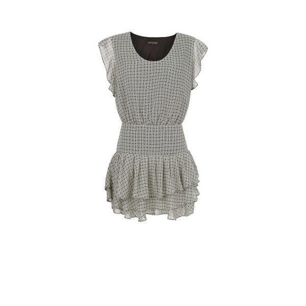 f92ae75ec4 Krótka sukienka Mango