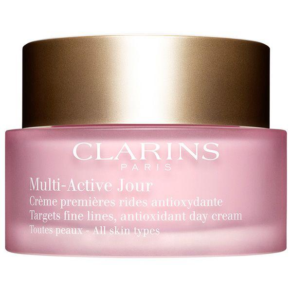 Krem przeciwzmarszczkowy Multi-Active Jour Clarins, cena