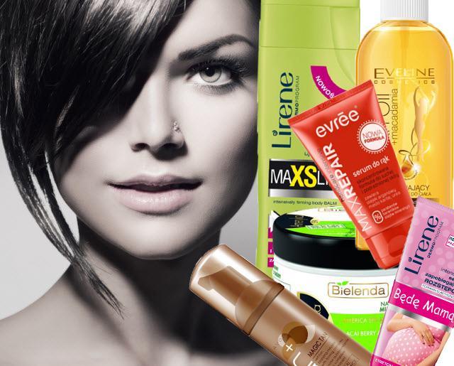 Nowości kosmetyczne - wiosna 2014