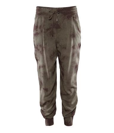 Spodnie moro H&M