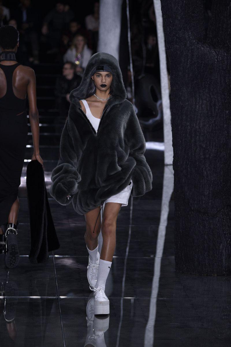 NYFW: Rihanna zaprezentowała swoją kolekcję dla Pumy