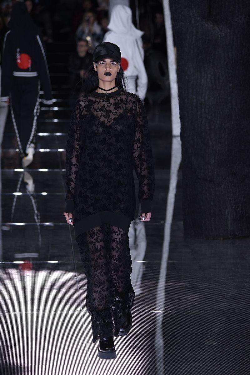Fenty Puma by Rihanna na New York Fashion Week