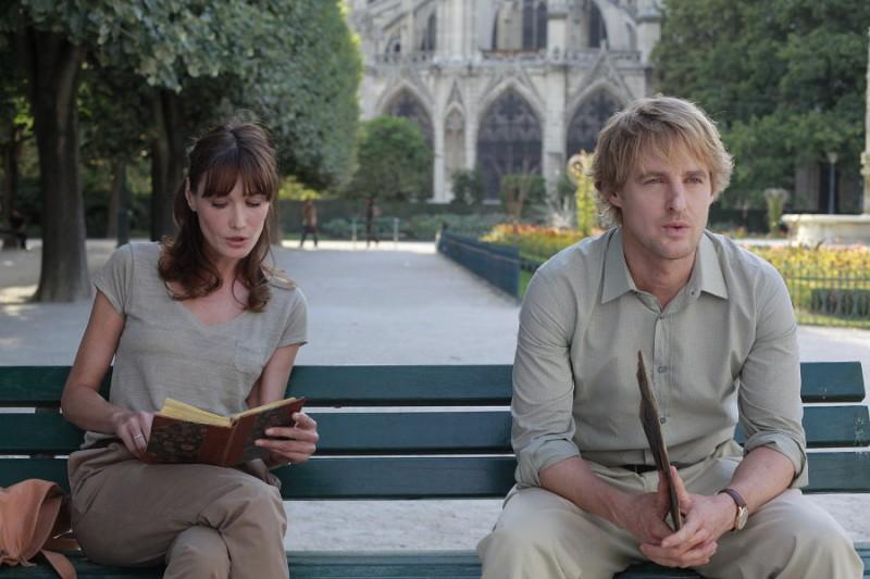 O północy w Paryżu (reż. Woody Allen) - zdjęcie