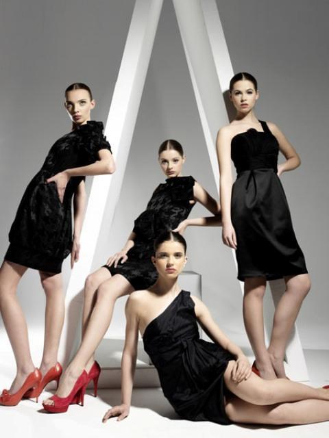 Obejrzyj sukienki Agnieszki Światły