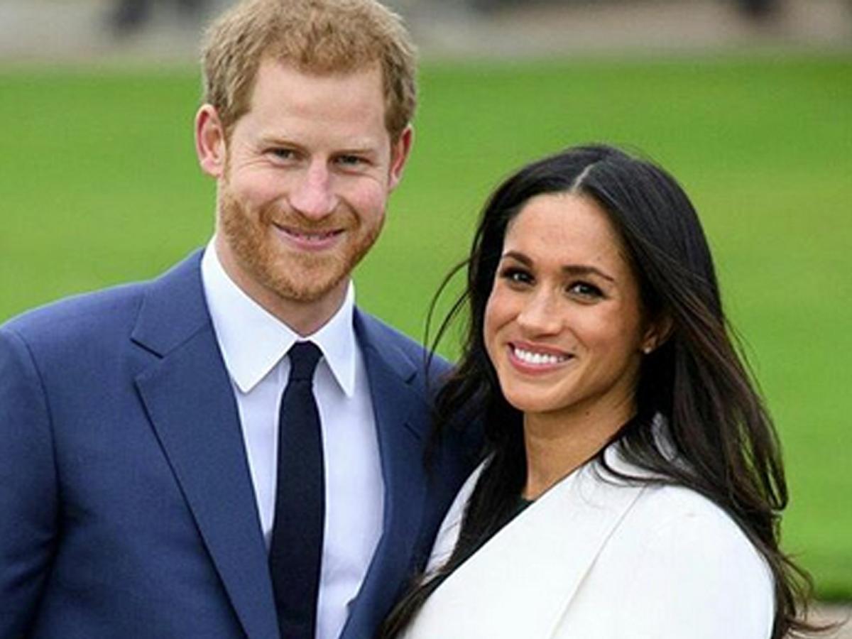 Jak poznali się książę Harry i Meghan Markle - kulisy ...