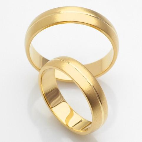 Obrączki ślubne - kolekcja romantyczna - Zdjęcie 1