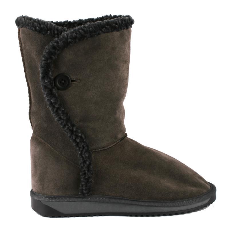 6478a5c7 brązowe buty emu Venezia - moda jesień/zima - Obuwie jesienno-zimowe ...