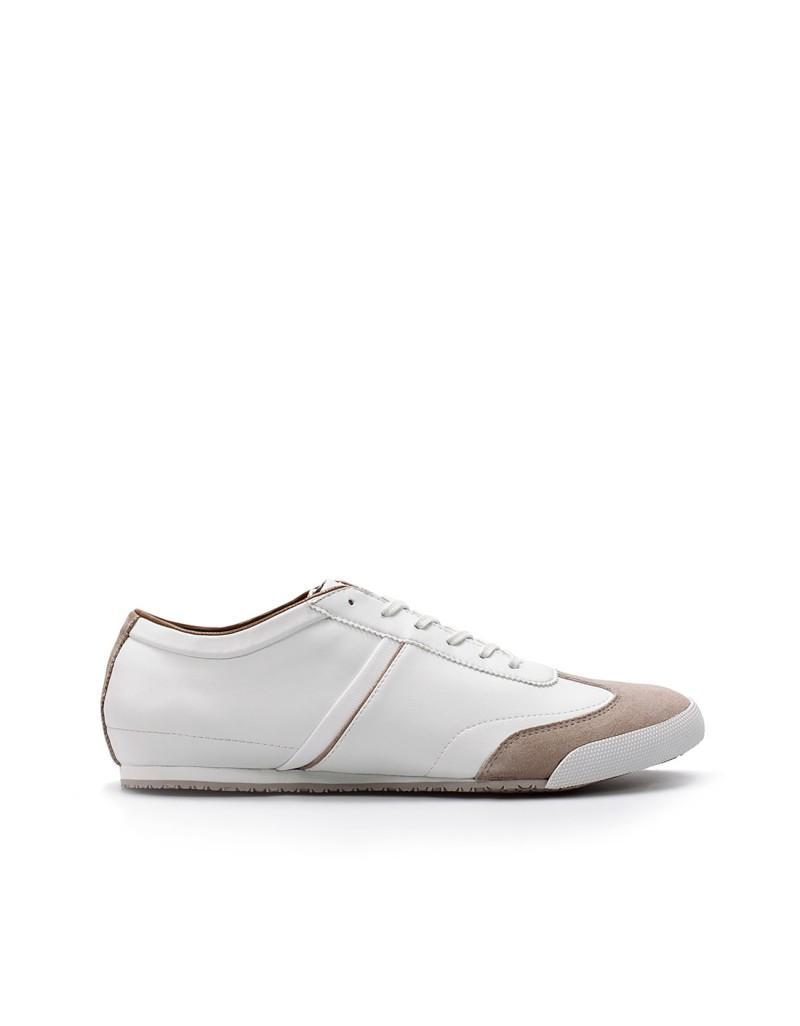 białe adidasy ZARA - wiosna/lato 2011