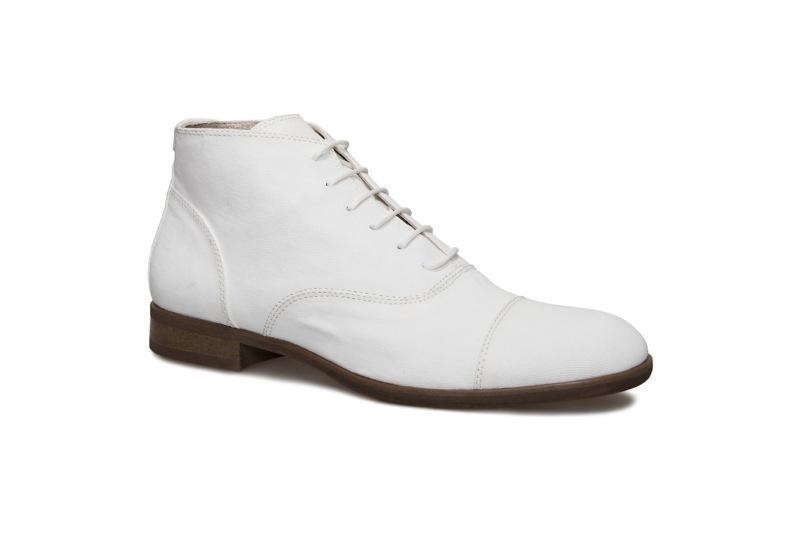 białe półbuty Vagabond - kolekcja wiosenno/letnia