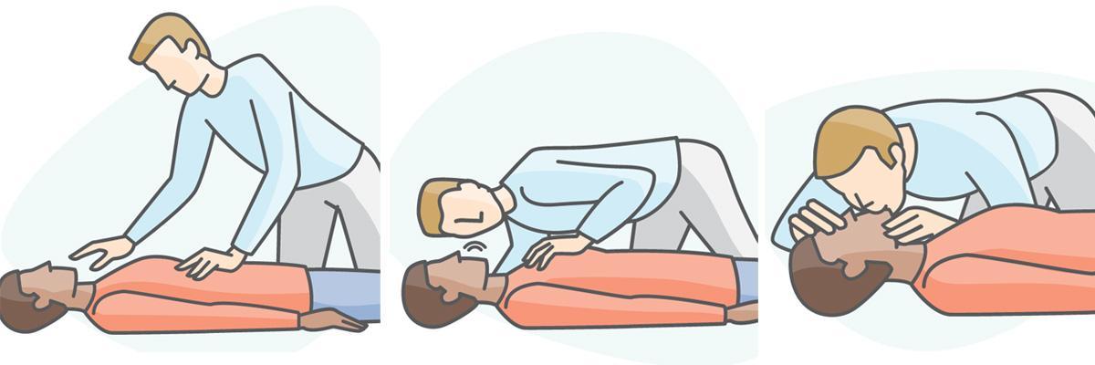 resuscytacja - oddech ratowniczy