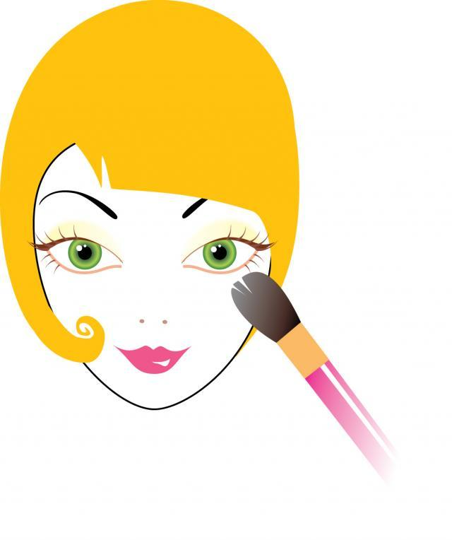 Odmładzający makijaż oczu