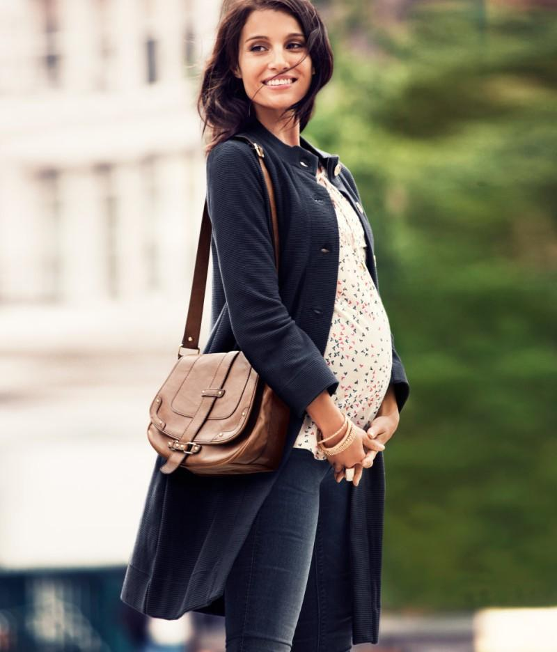 Wspólne Odzież ciążowa H&M wiosna/lato 2012 - Trendy sezonu - Polki.pl #IJ-08