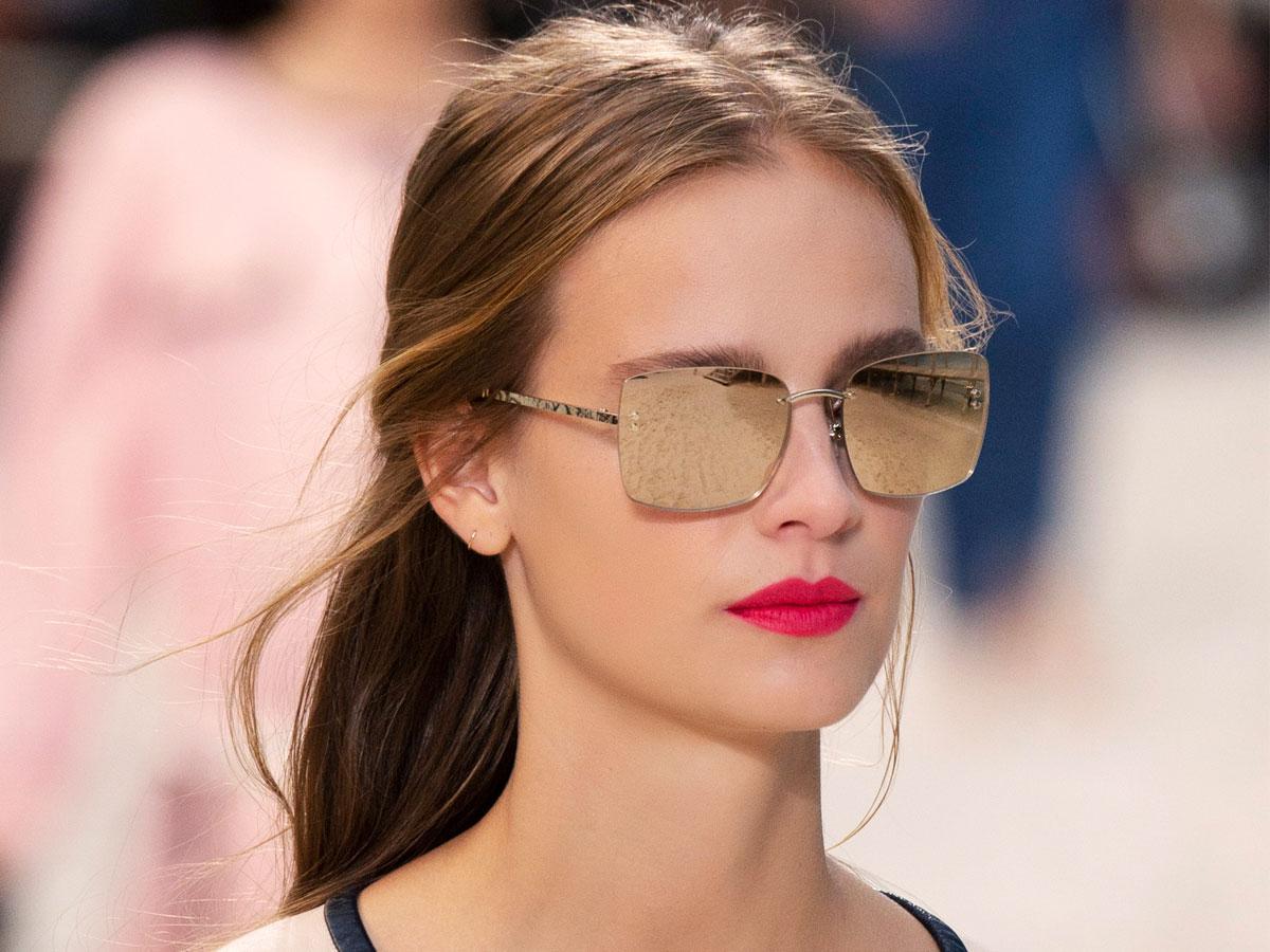 Okulary przeciwsłoneczne lustrzanki 2019