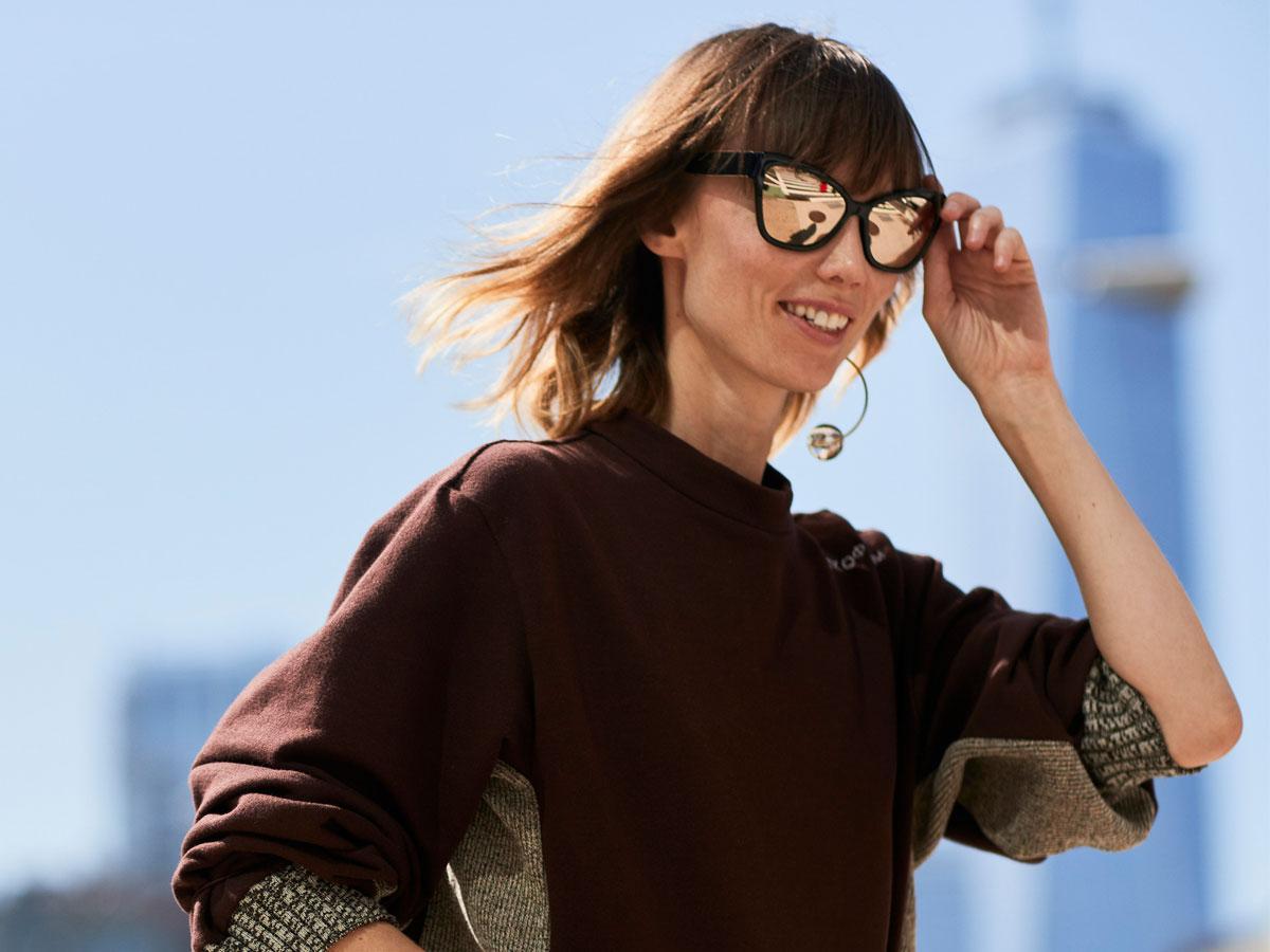 Okulary przeciwsłoneczne lustrzanki - przegląd modeli